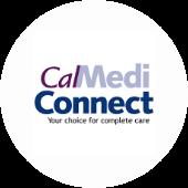 CalMedi Connect logo
